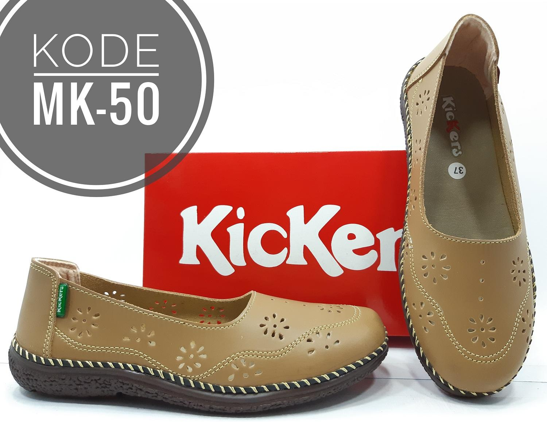 Jual Sepatu Slip On Loafer (Wanita)  55900df33f