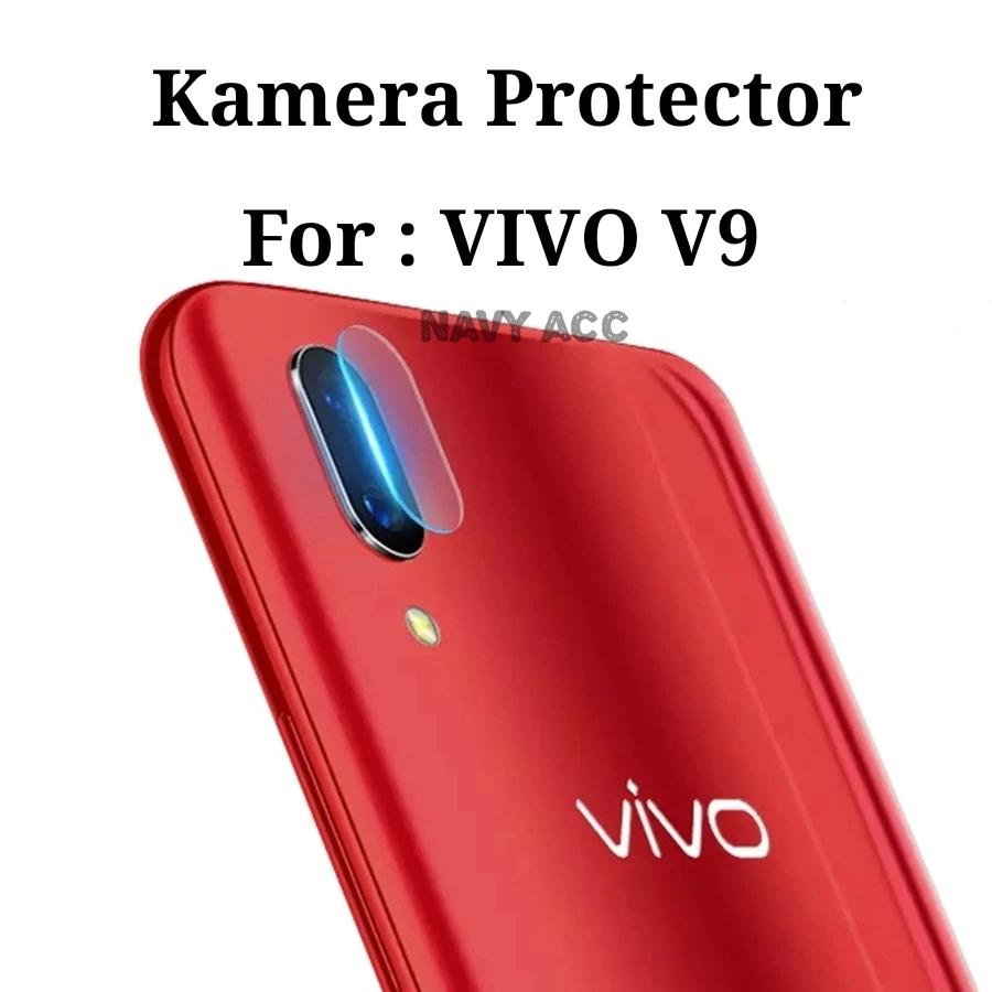 Tempered Glass Kamera Vivo V9 - Pelindung Kamera Lens Film Vivo V9