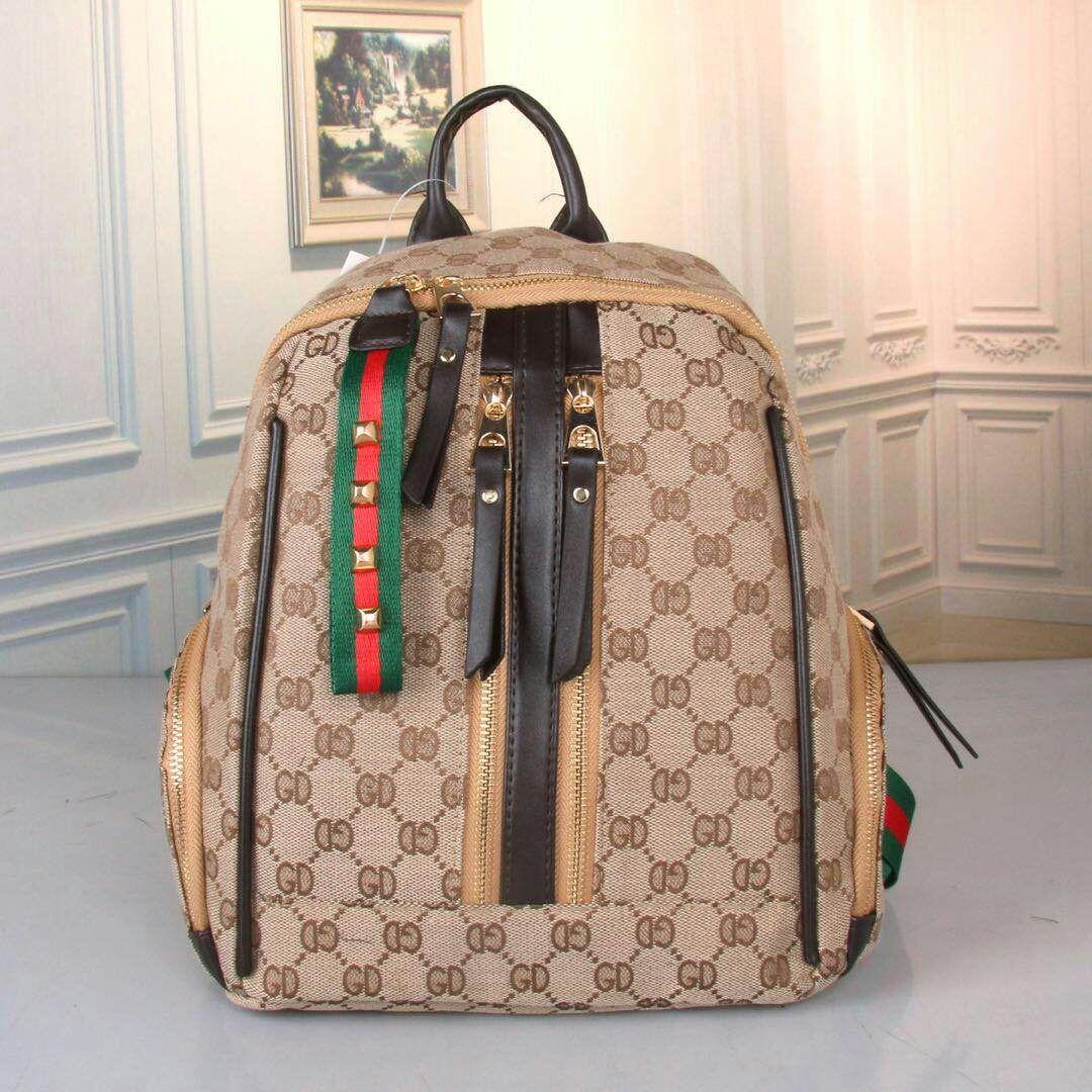 Ransel Gucci 578 Fashion Wanita Tas Import Grosir Tas Selempang Ransel Handbag Trendy