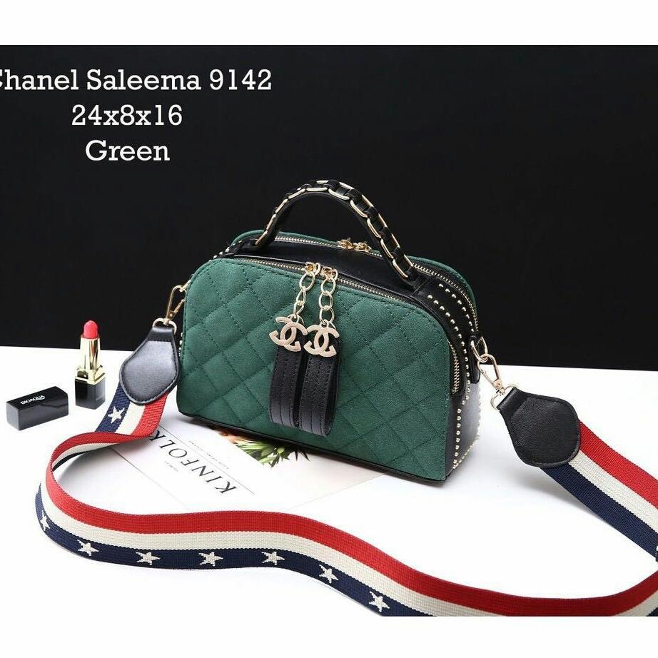 Chanel sling bag new series 91420N