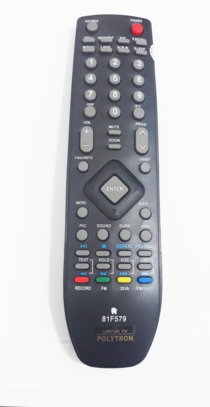 Remote TV LCD/ LED Polytron