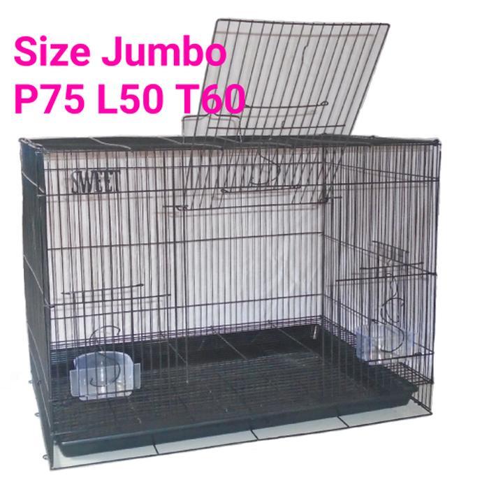 Kandang Kucing Kelinci Burung SM5 Size Jumbo
