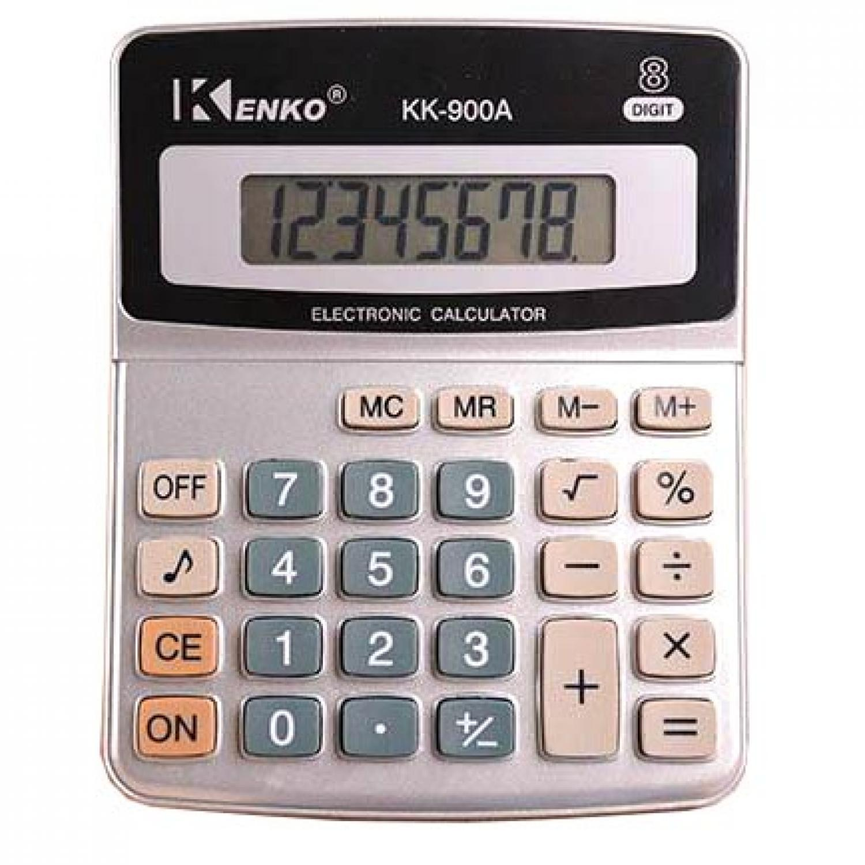 BEST SELLER Kenko Kalkulator Elektronik Office Calculator - KK-900A HARGA TERMURAH