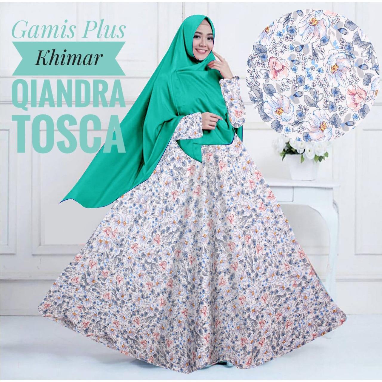 List Harga Gamis Bahan Baloteli Termurah 2018 Cekharga Syari Afida Dress Ter Super Qiandra Plus Khimar Warna Tosca