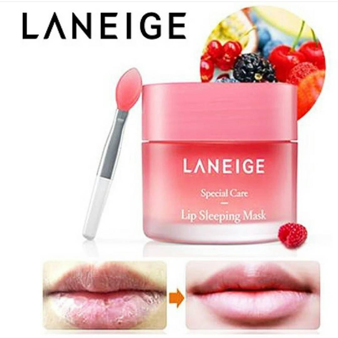 Laneige Lip Sleeping Mask 3g / Masker Bibir ORIGINAL 100% (KOREA)