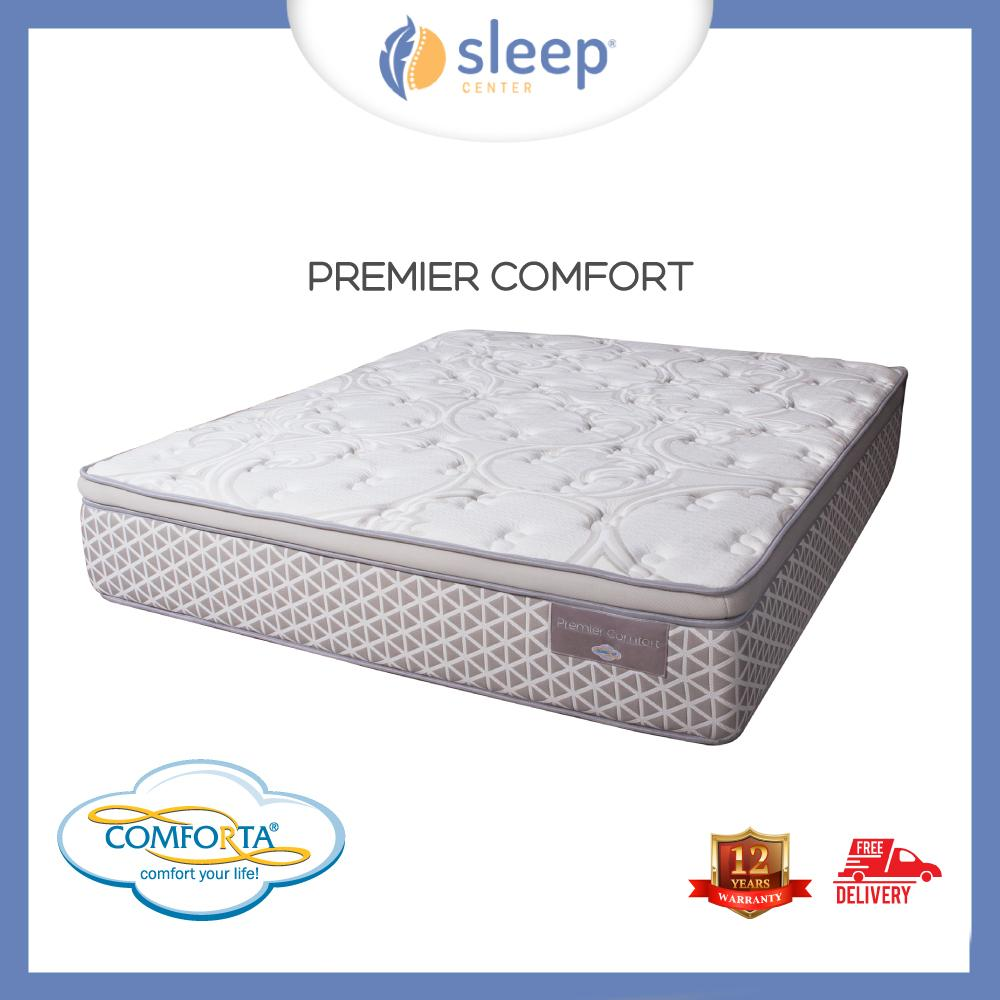 Buy Sell Cheapest Sleep Center Superfit Best Quality Product Deals Bantal Dacron Comforta Mattress Premier Comfort