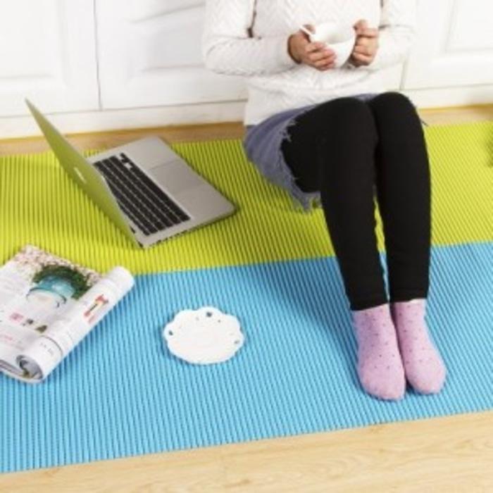 Serba Grosir Murah Karpet PVC Waterproof Anti Selip Soft Elastic Slip Mate Multifungsi