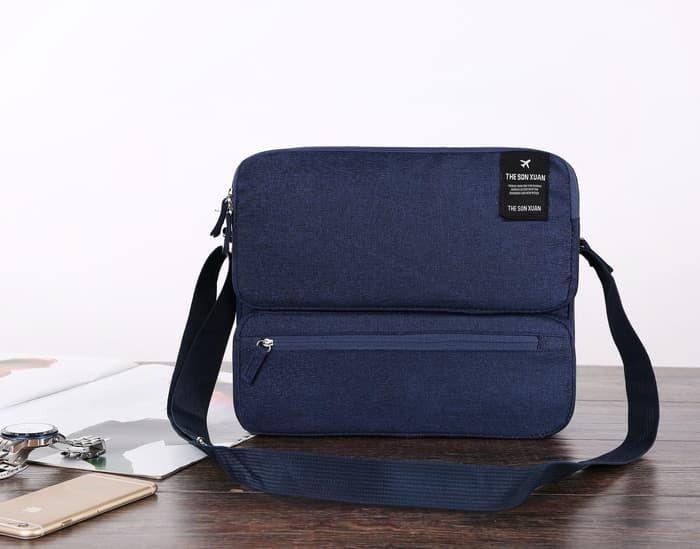 TAS Korean Grand Voyaging Bag Ver 2   Travel Organizer   Tas Selempang -  Abu- 913c1bb06f