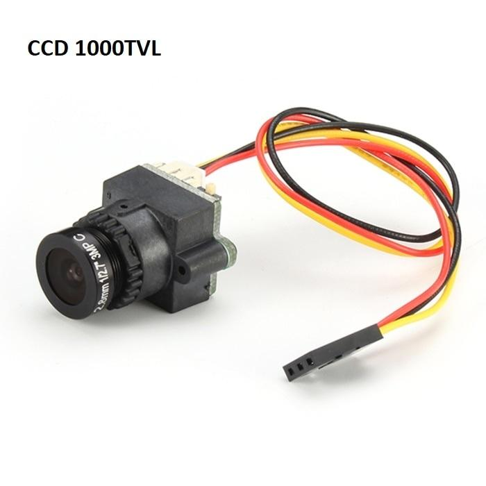 HD 1000TVL 2.8mm Lens Mini FPV PCB Plastic Board Camera