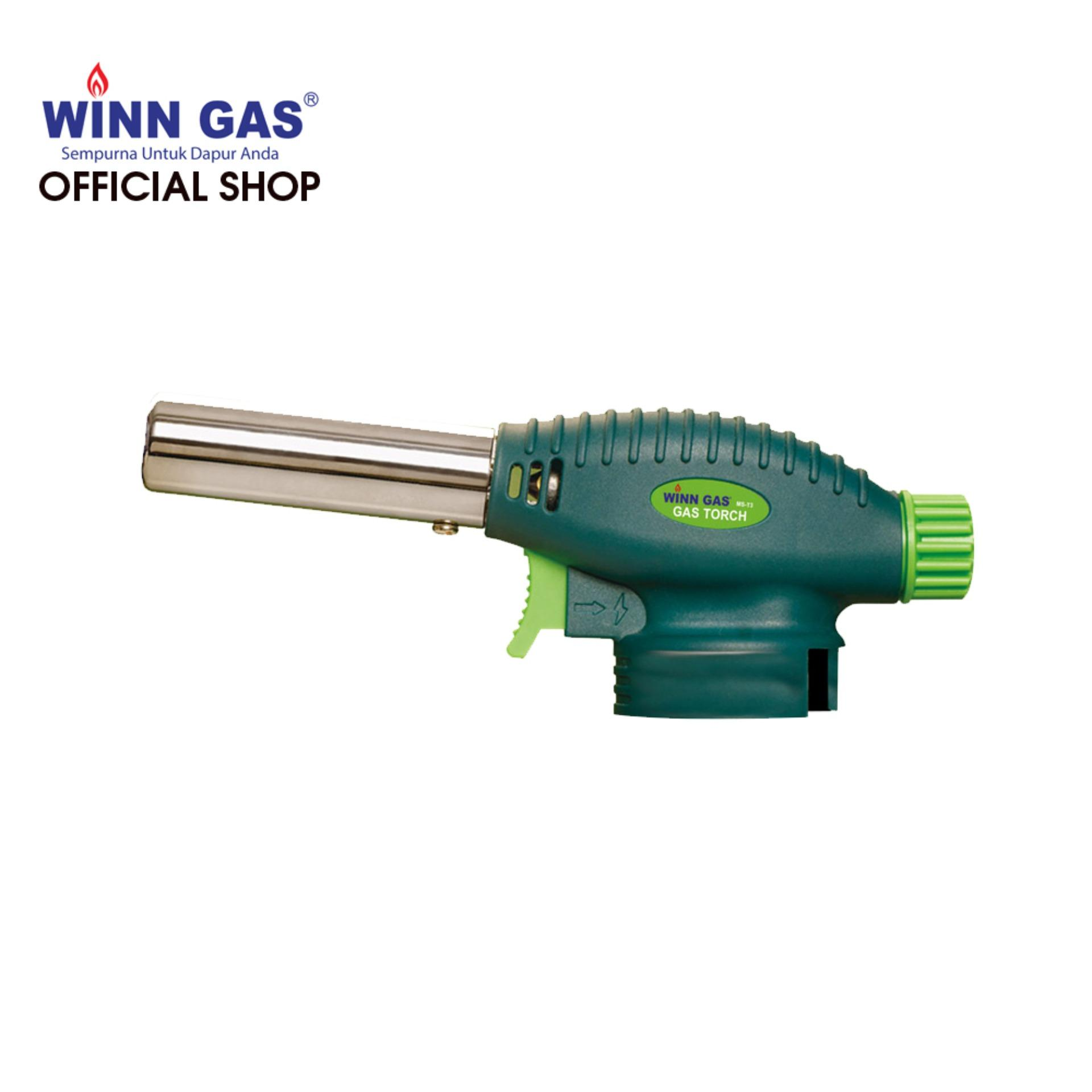 Jual Produk Winn Gas Terlengkap Kompor Dg154 Hitam Torch 503c Alat Pembakaran Hijau