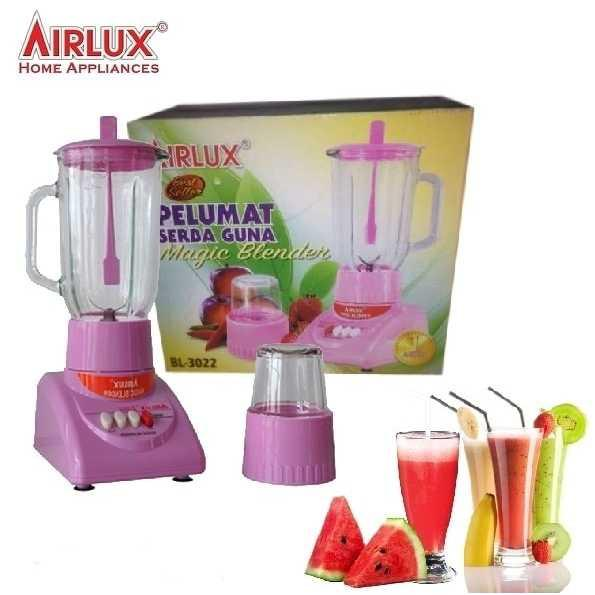 Best Seller!!! AIRLUX Electric Blender BL-3022 Murah Unik Kekinian