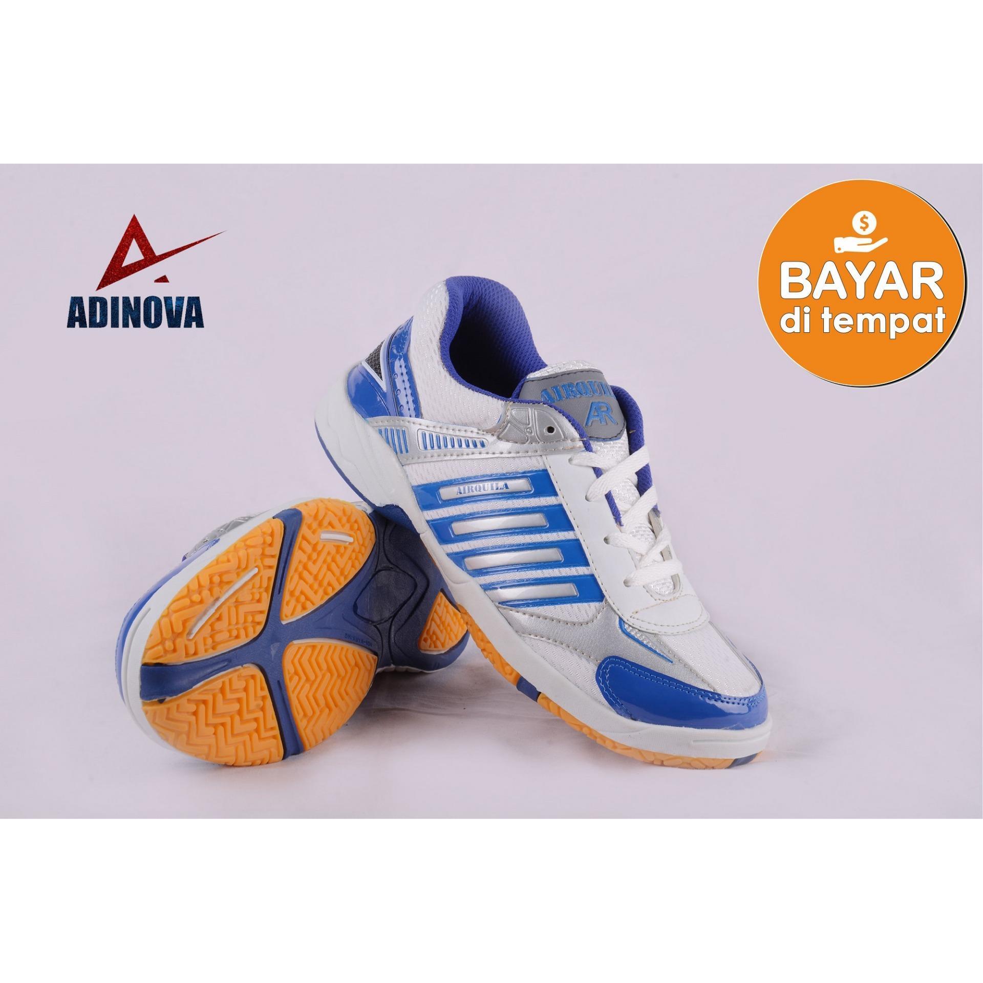 Adinova Airquila Sepatu Pria Sport dan Santai Keren Murah Kece A04 - New  Series 2297dd5a1d