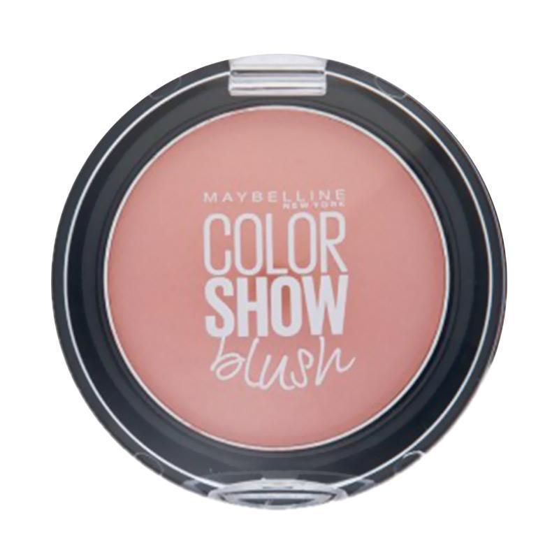 Maybelline Blush On Cheeky Glow/Color Show Blush - Creamy Cinamon Original