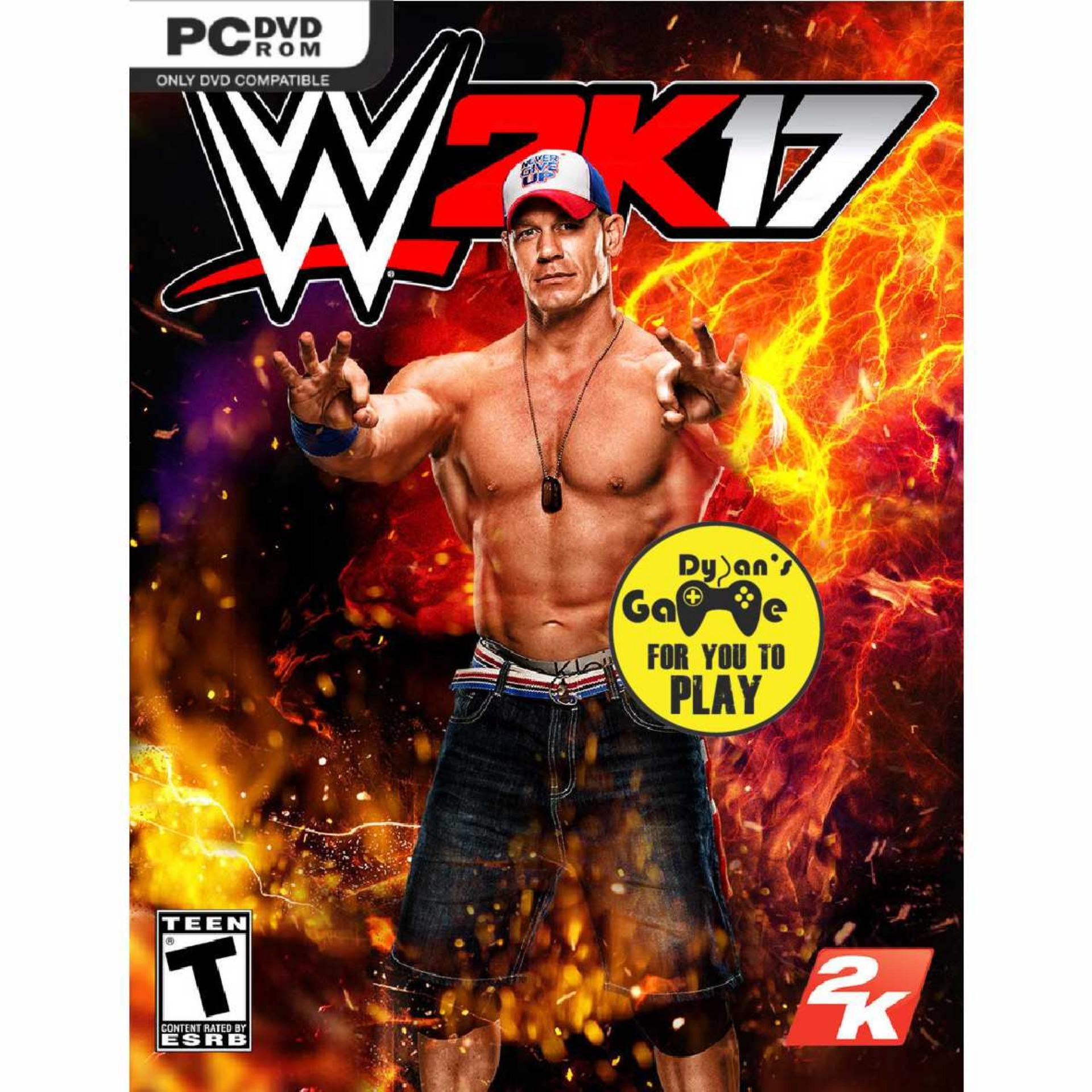 Wwe 2k17 Game Pc By Dylansgame By Dylansgame.