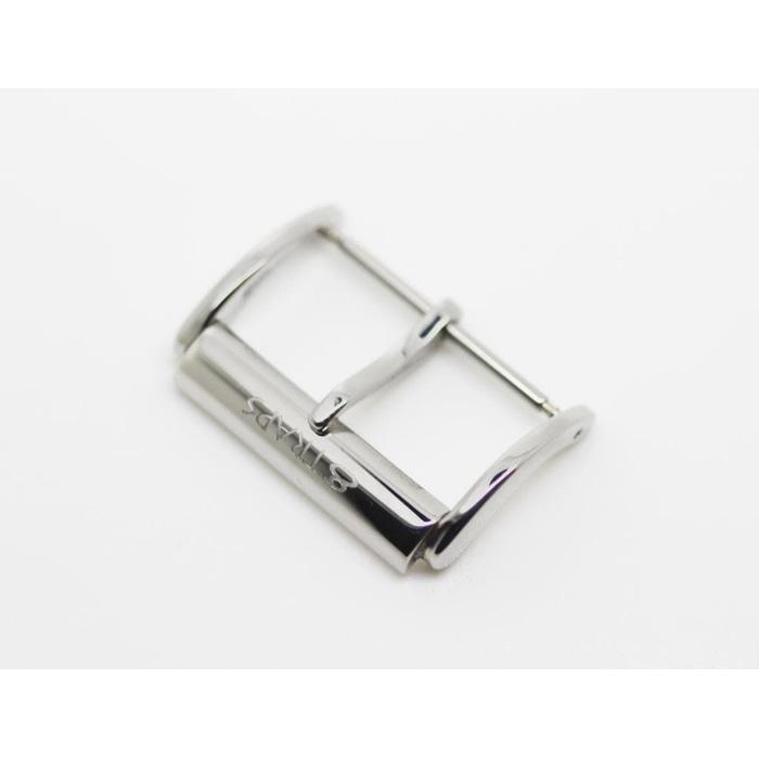 PROMO Buckle Tali Straps model TCOR silver 16, 18, 20, 22, 24mm - hfKVFbCi