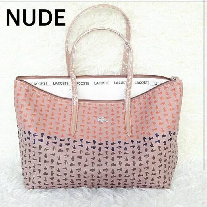 supplier tas wanita murah import branded batam selempang totebags LAC0ST3 BUAYA