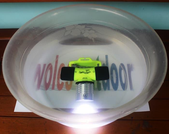 Headlamp Selam / Water proof / Senter Kepala Selam / Anti Air