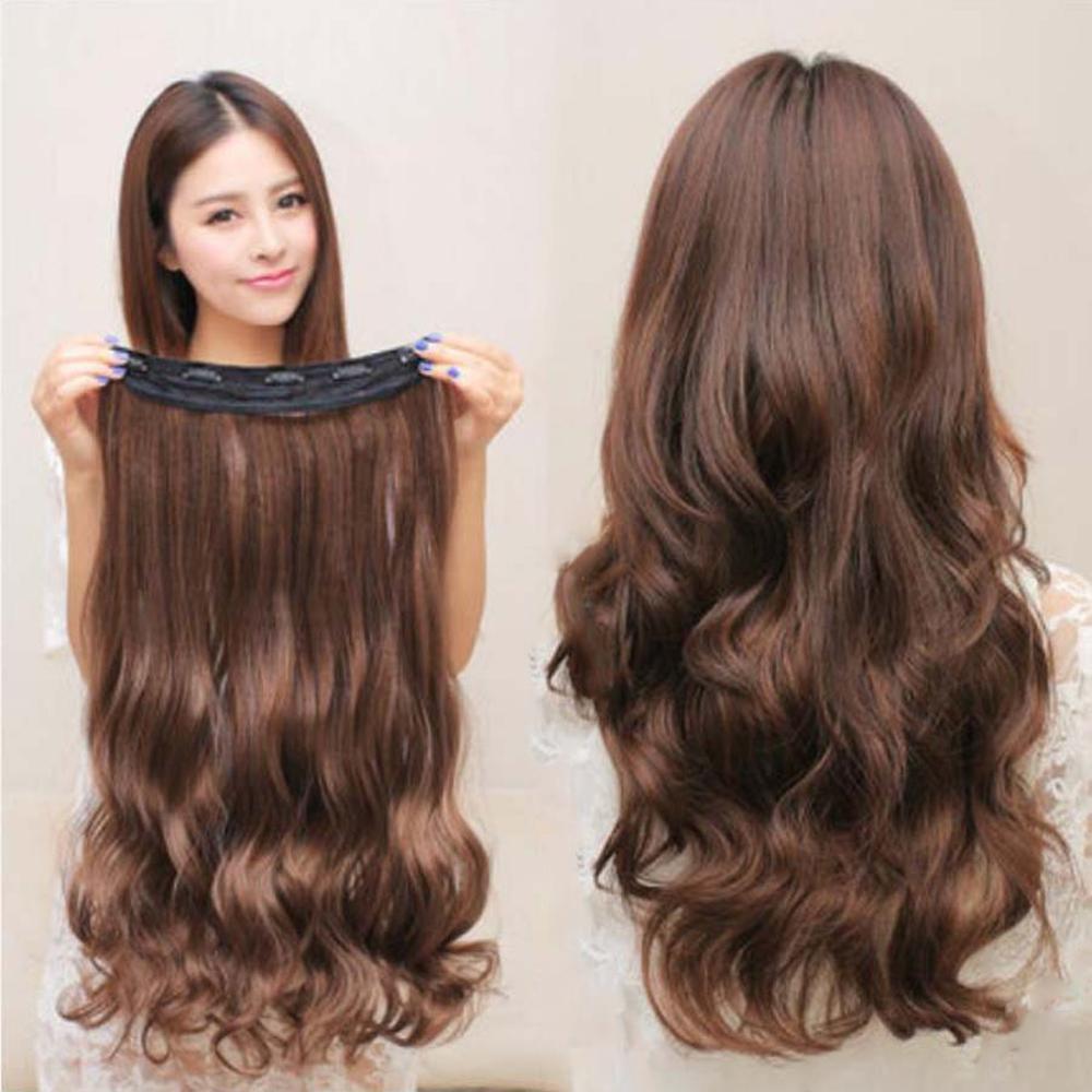 Hairclip Los Wave Korea  (Light Brown)