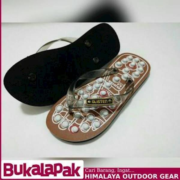 Sandal Refleksi Kesehatan Rematik Glisten Reflexi (Chaironi