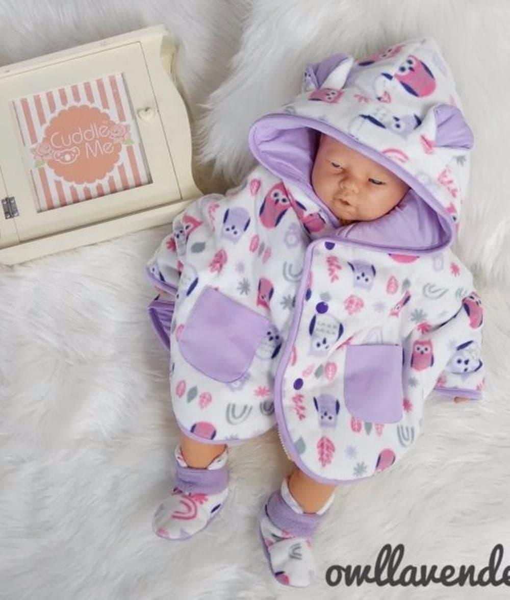 Buy Sell Cheapest Special Cuddleme Baby Best Quality Product Deals Mantel Bayi Cuddle Me Cape Red Selimut Jaket Berkualitas Terbat