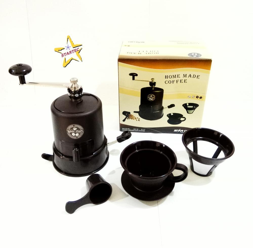 Jual Produk Star Cam Online Terbaru Di Starcam Sc 23m Regulator Pengaman Dengan Meter Coffee Grinder Scg 017 Gilingan Kopi
