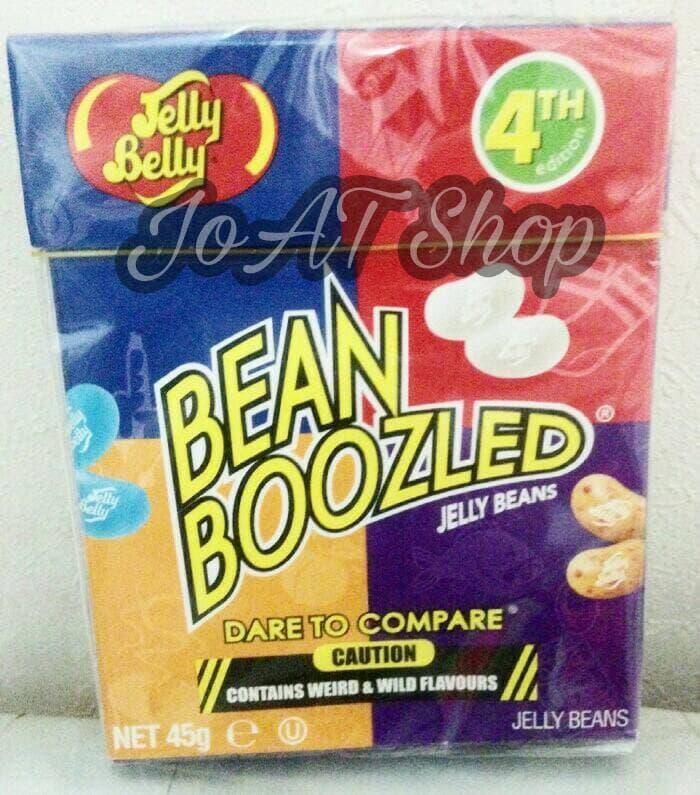 Best Seller!! Bean Boozled Refill 45Gram Permen Rasa Aneh Edisi Terbaru 4Th - ready stock