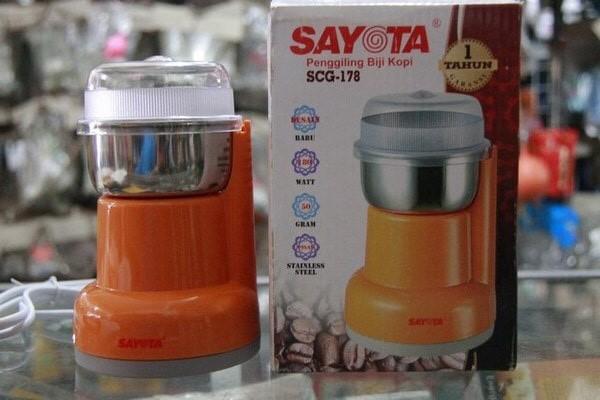 Blender Obat- Penggiling Biji Kopi Grinder Sayota