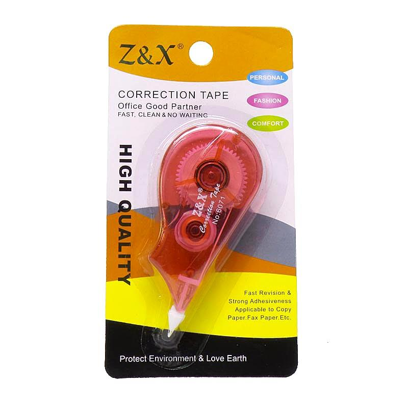 OHOME Tipe X Kering Z & X Correction Tape Tip X Roller MS-6071