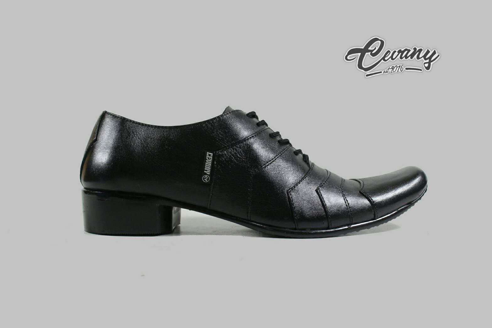Sepatu Pantofel Pria Kulit asli premium quality original cevany footwear Lobster series leather formal shoes man