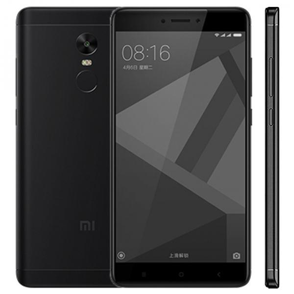Xiaomi Redmi Note 4X 4/64GB - Hitam