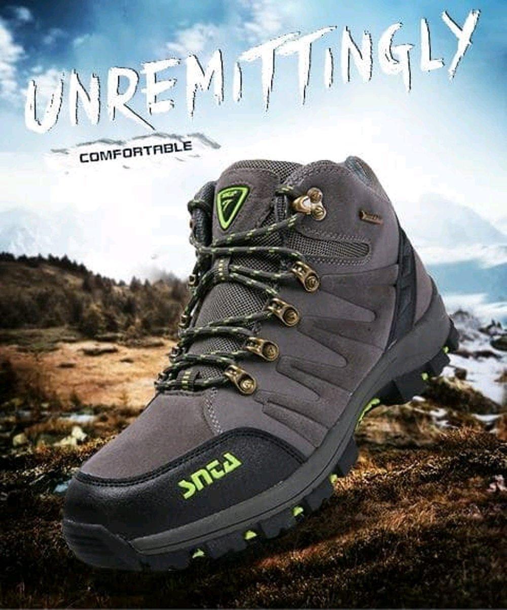 Jual Sepatu Gunung Hiking Snta 471 Series Trekking Outdoor