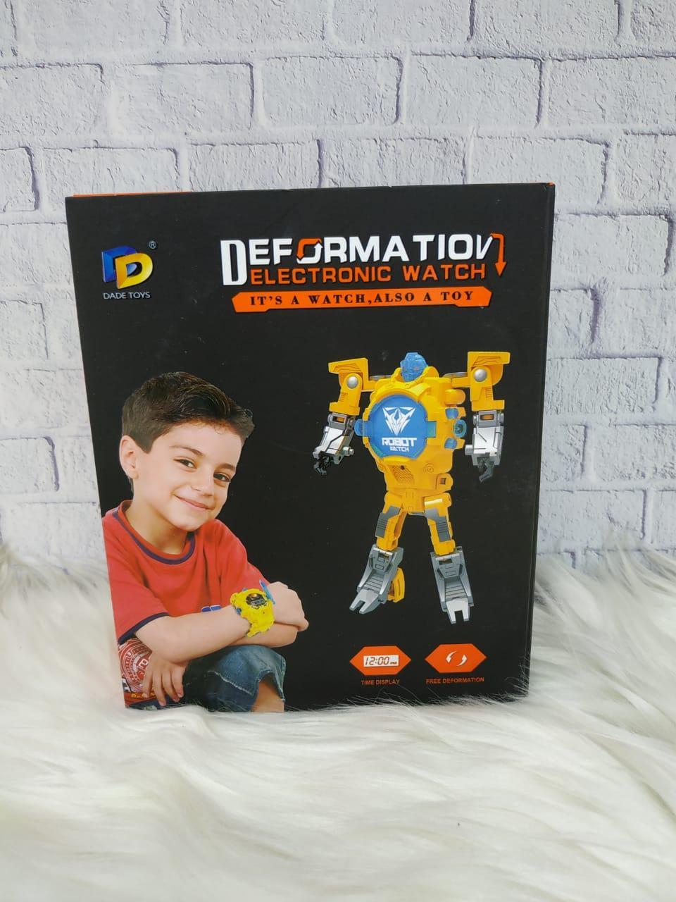 Jual Morkzshop Die Cast Transformers Bumblebee Free Jam Tangan Anak Transformer Mainan Robot