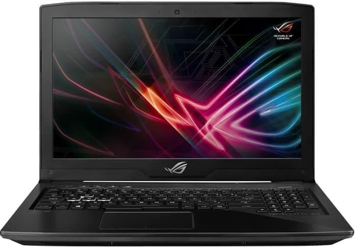 ASUS ROG GL503GE-EN023T - I7 8750H-8GB-1TB-GTX1050Ti-W10-15.6FHD