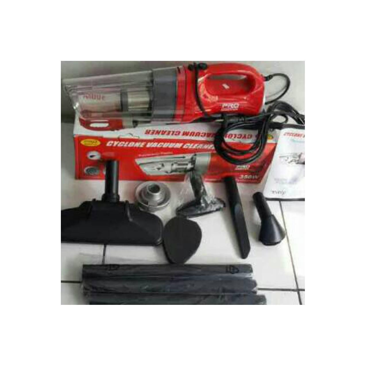vacum cleaner pro master ez hoover cyclone, vacuum cleaner murah