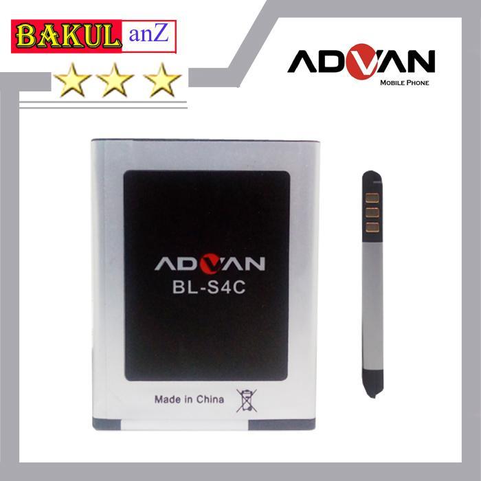 Baterai batre HP Advan BL-S4C Original oem - Batrai battery handphone BL S4C