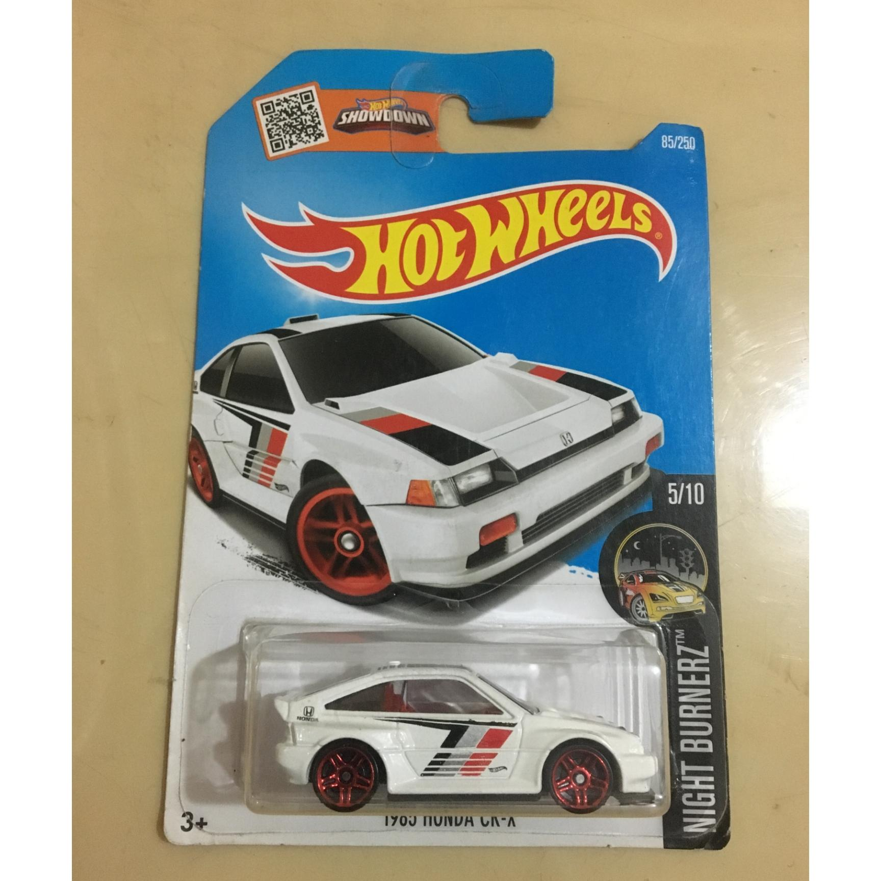 Buy Sell Cheapest Hot Wheels A Best Quality Product Deals Hotwheels 82 Nissan Skyline R30 Silver 1985 Honda Cr X White Hw Night Burnerz