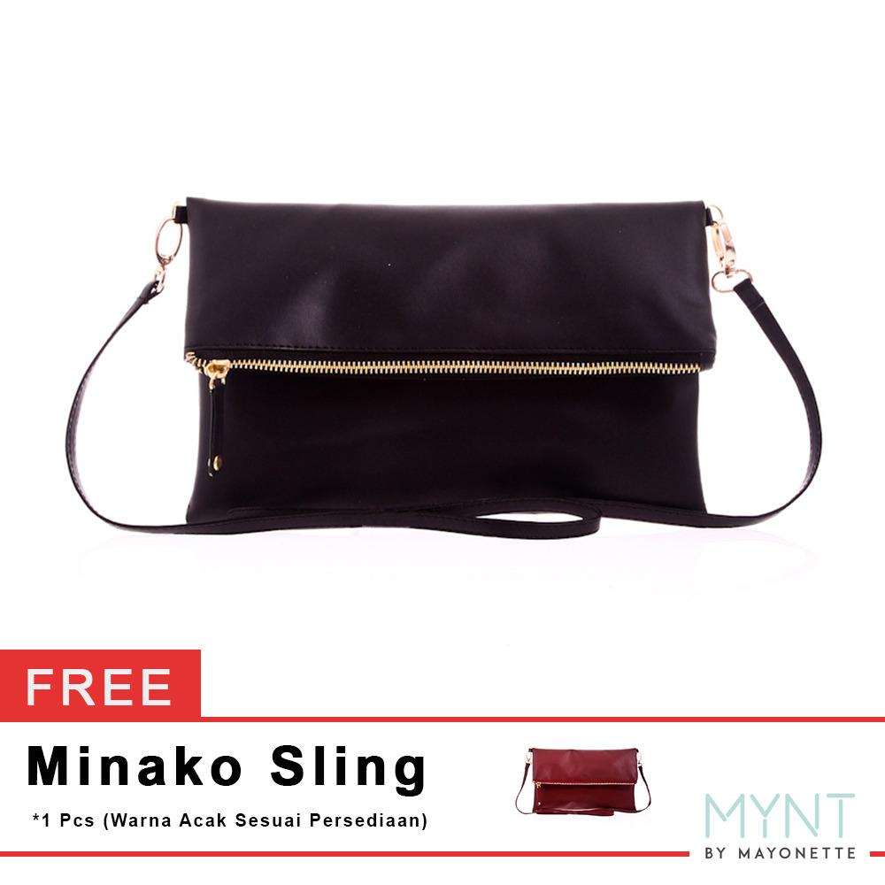 Beli Diskon Mynt By Mayonette Buy 1 Get 1 Minako Shoulder Bag