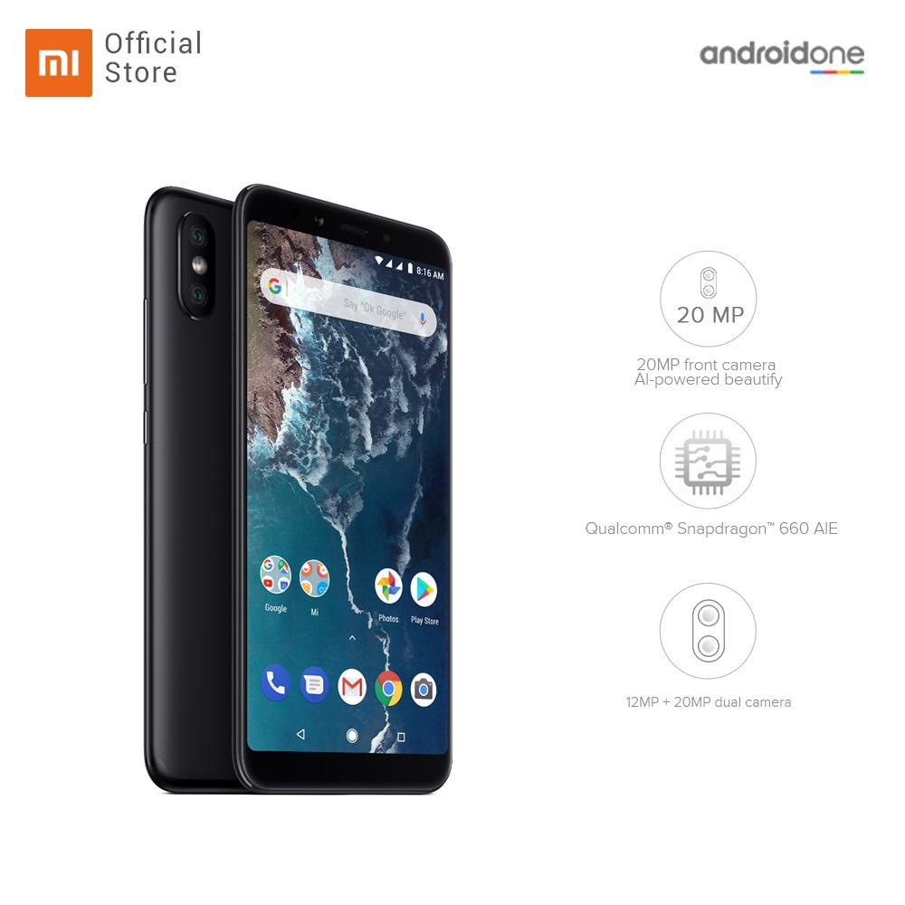 Jual Handphone Smartphone Asusxiaomi Terbaru Xiaomi Redmi S2 Ram 3gb Internal 32gb Garansi Distributor