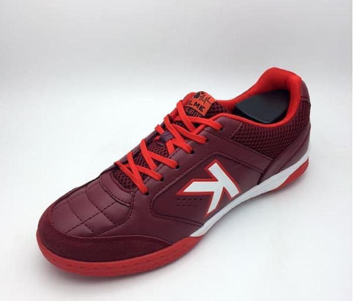 Kelme Sepatu Futsal Kelme Land Precision - 1110063 - Burgundy 4166f0fae4