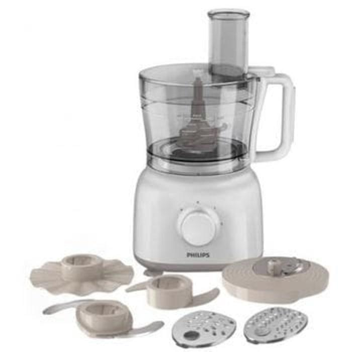 Harga Spesial!! Philips Daily Food Processor Blender Mixer Hr 7627 Hr-7627 Hr7627 - ready stock