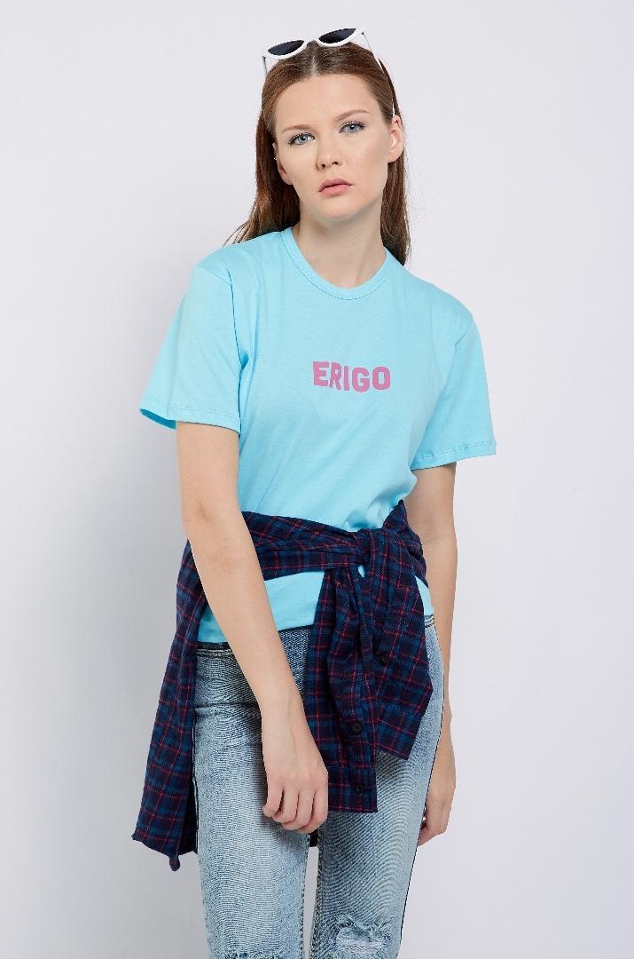 ERIGO Tshirt - MALIBU GENG BLUE Unisex