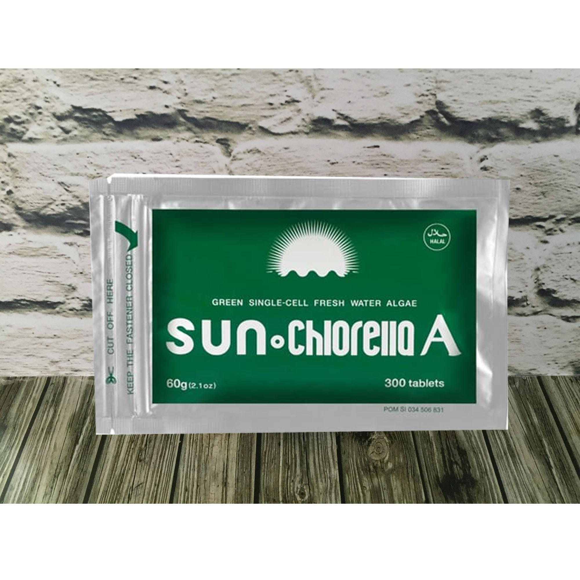 Cni Sun Chlorella 150 Tablet Daftar Harga Terkini Dan Termurah Tablets Asli A 300
