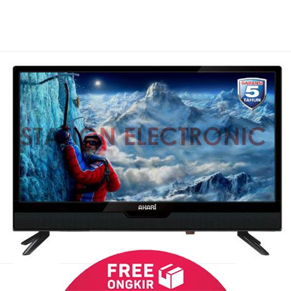 AKARI HD Ready USB Movie LED TV 20