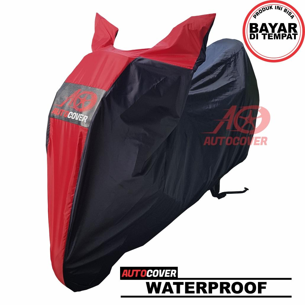 Cod - Sarung Motor Honda Pcx Waterproof Cover Body Anti Air Selimut Penutup Bodi Pelindung Outdoor By Cover Ban.