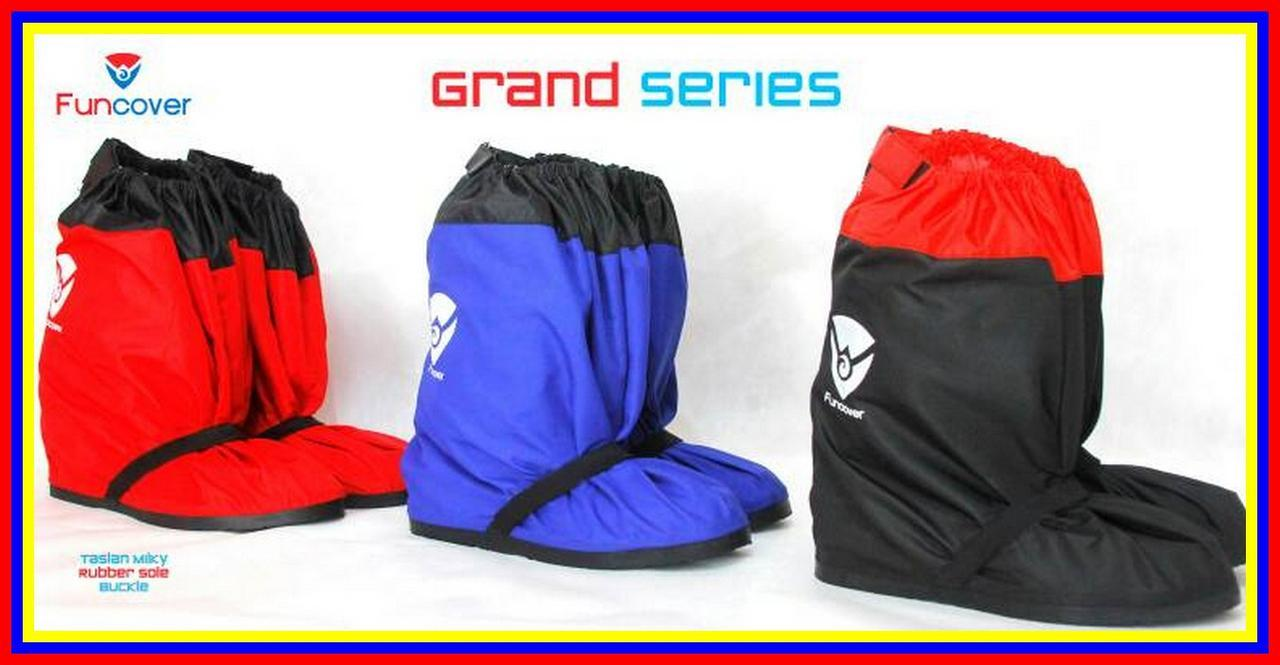 Cover Shoes Grand Funcover V2 Jas Sepatu V 2.0 New 2016 Cosh R Karet