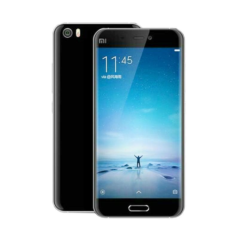 Xiaomi MI 5 Pro Smartphone - Black [4 GB/128 GB]