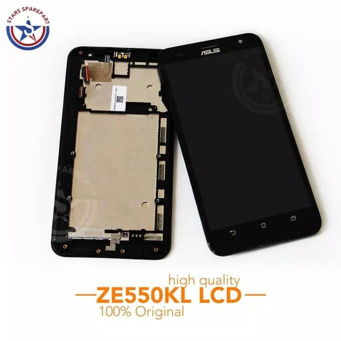 Asus zenfone 2 laser 5.5 ze550kl LCD Touchscreen frame fullset