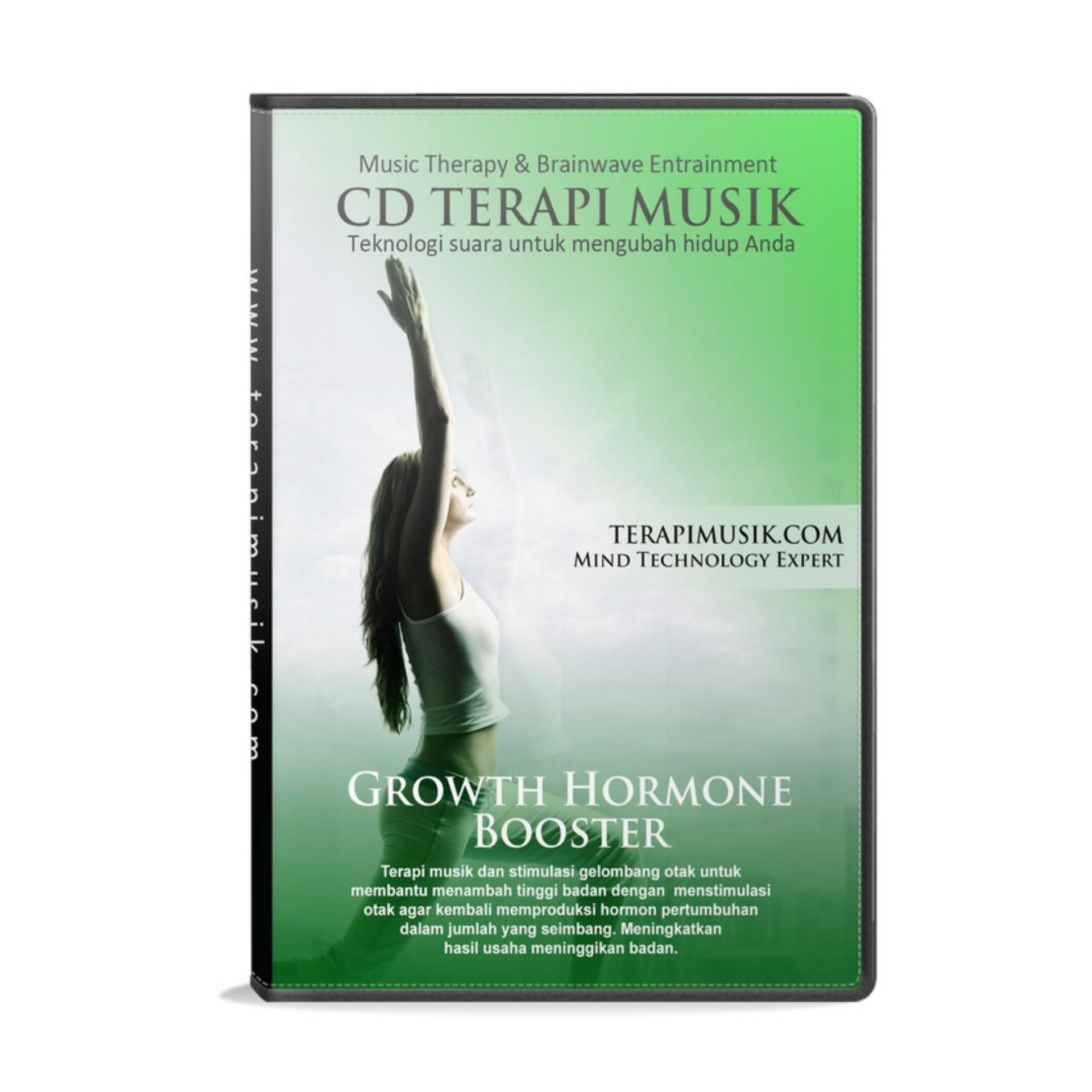 Terapi Musik Growth Hormone Booster (stimulasi Hormon Pertumbuhan Untuk Menambah Tinggi Badan Secara Alami) By Terapi Musik.