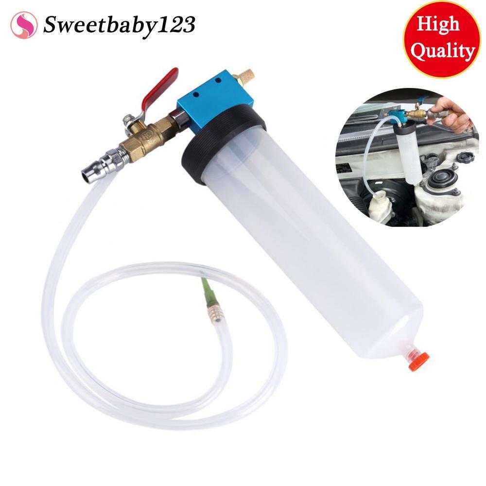 Auto Mobil Oli Encer Rem Perubahan Alat Pengganti Pompa Otomotif Minyak Pemeras Kosong Drain Kit-Intl
