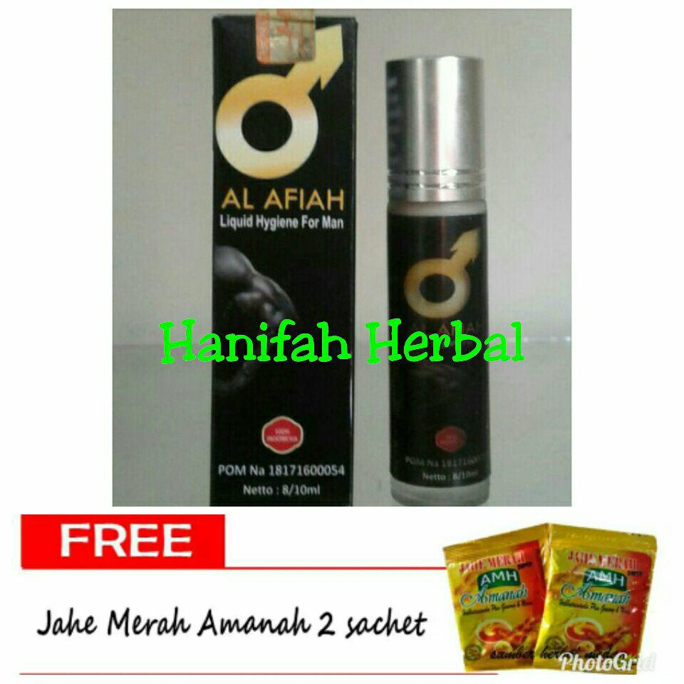 Suplemen Kesehatan Pria Terbaik Durevel Spray Herbal Al Afiah Obat Alami Orginal